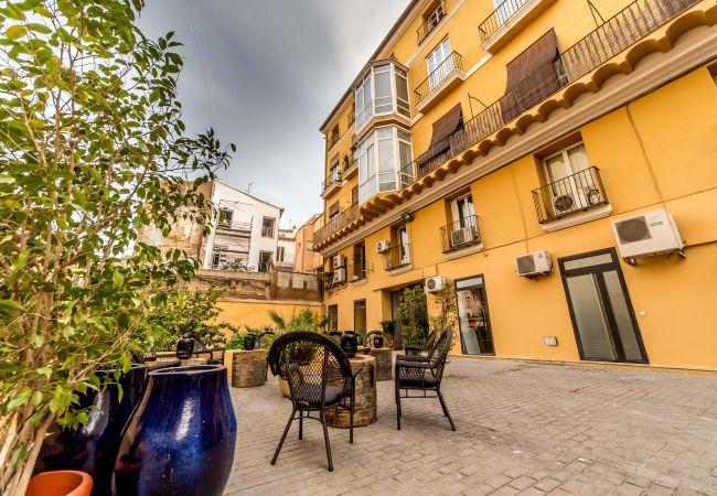 Apartahotel en Valencia - DÚPLEX 2 HAB (42)