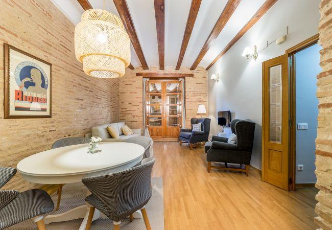 Apartamento en Valencia - x LA CASA CHICA DEL CARMEN
