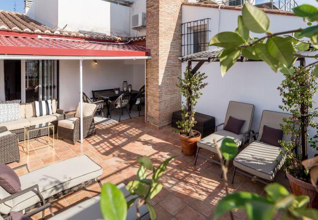 Apartahotel en Valencia - ÁTICO CON TERRAZA PRIVADA