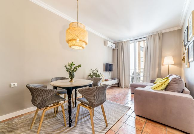 Aparthotel in Valencia - APARTMENT 1 BEDROOM BUDGET (2,4,6)