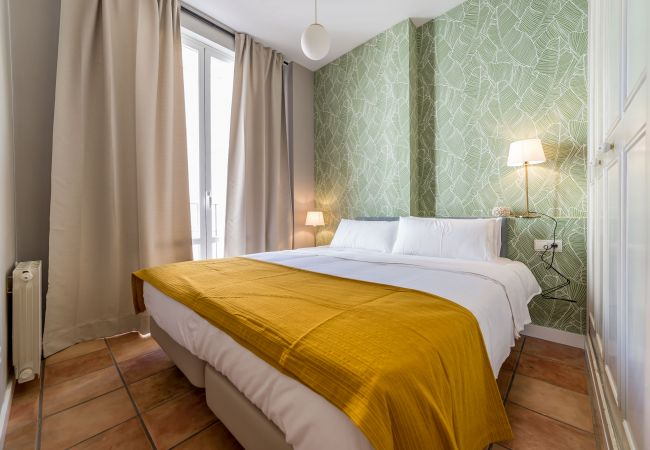 Aparthotel in Valencia / València - APARTMENT 1 BEDROOM BUDGET (2,4,6)