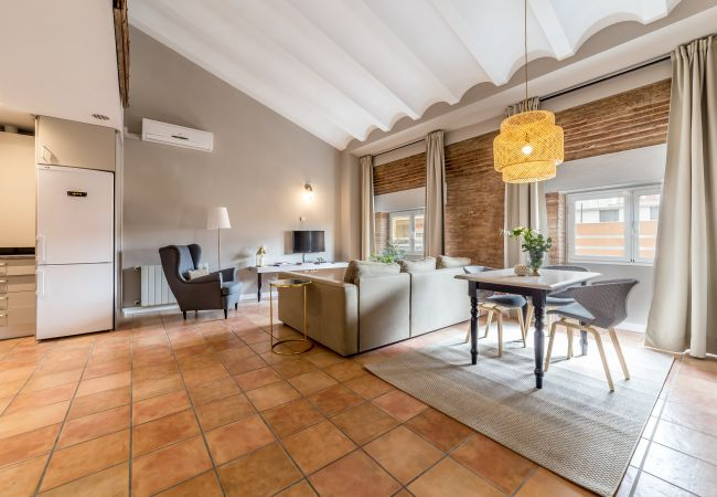 Aparthotel in Valencia / València - 2 BEDROOM APARTMENT (21)