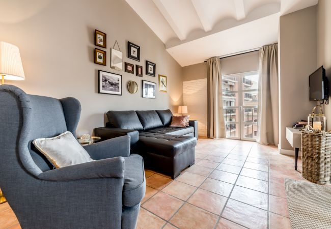 Aparthotel in Valencia / València - DUPLEX 1 BEDROOM (45)